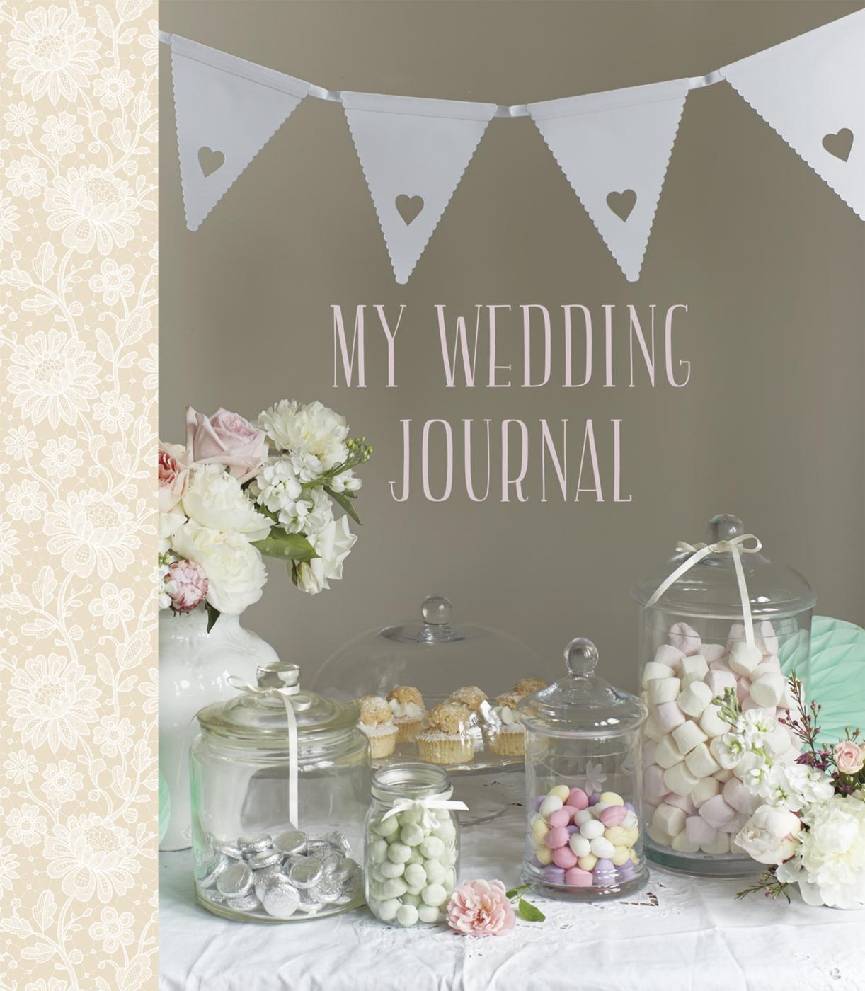 My Wedding Journal boxed set. ISBN: 9781849754477